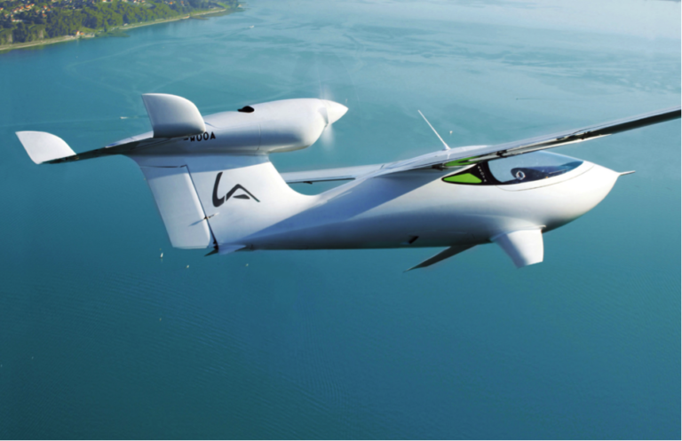 General aviation INNER MONGOLIA (GAIM) investit dans Lisa Aeronautics SAS